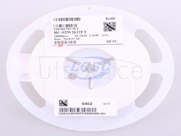 FH(Guangdong Fenghua Advanced Tech) RC-02W2612FT(100pcs)
