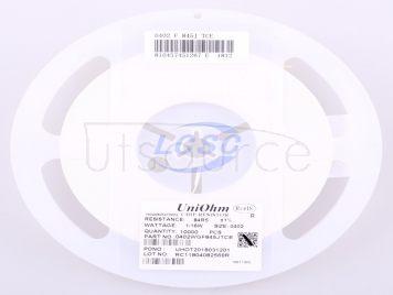 UNI-ROYAL(Uniroyal Elec) 0402WGF845JTCE(100pcs)