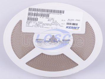 KEMET T491A106K010AT