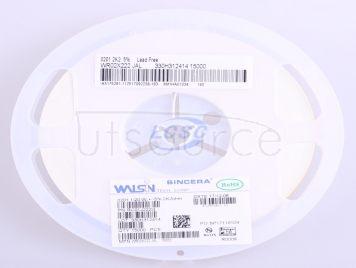 Walsin Tech Corp WR02X222JAL(100pcs)