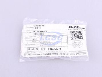 CJT(Changjiang Connectors) A1251H-2P(50pcs)