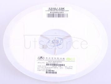 HKR(Hong Kong Resistors) RCT1033KJLF(50pcs)