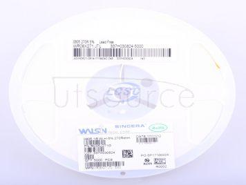 Walsin Tech Corp WR08X271JTL(50pcs)