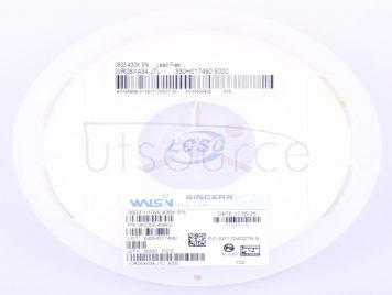 Walsin Tech Corp WR06X434JTL(100pcs)