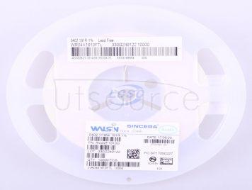 Walsin Tech Corp WR04X1910FTL(100pcs)