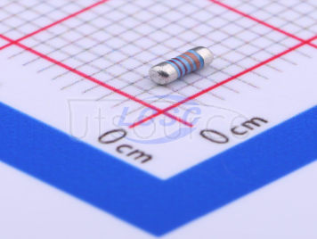 Thunder Component MELF-MFR02041/4WS33.2KΩFT50(20pcs)
