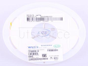 Walsin Tech Corp WR06X242JTL(100pcs)