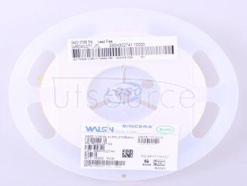Walsin Tech Corp WR04X271JTL(100pcs)
