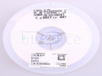 YAGEO AC0603FR-0748K7L(100pcs)