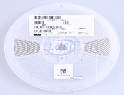 Murata Electronics GRT31CR61H106ME01L(5pcs)