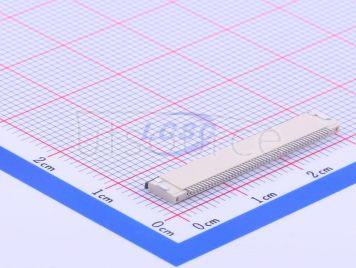 Boom Precision Elec FPC 0.5MM 50P Clamshell