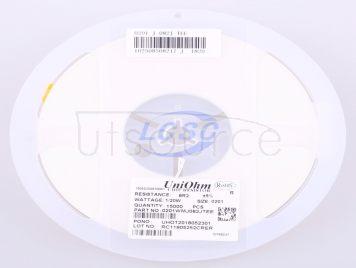 UNI-ROYAL(Uniroyal Elec) 0201WMJ082JTEE(100pcs)