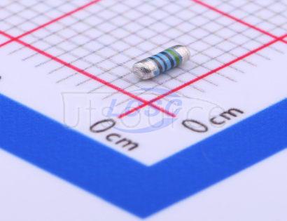 Thunder Component MELF-MFR02041/4WS1MΩFT50(20pcs)