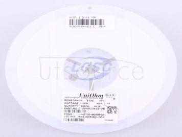 UNI-ROYAL(Uniroyal Elec) 0105WHJ0514TDE(50pcs)