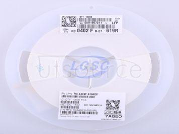 YAGEO RC0402FR-07619RL(100pcs)