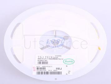 TA-I Tech RM06JTN115(100pcs)