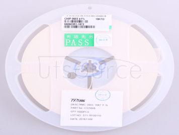 TyoHM RMC060318.7K1%N(100pcs)