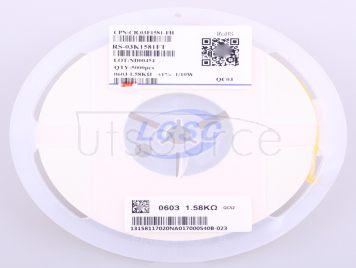 FH(Guangdong Fenghua Advanced Tech) RS-03K1581FT(100pcs)