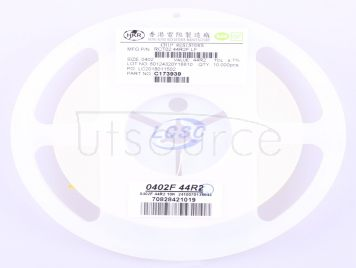 HKR(Hong Kong Resistors) RCT0244R2FLF(100pcs)