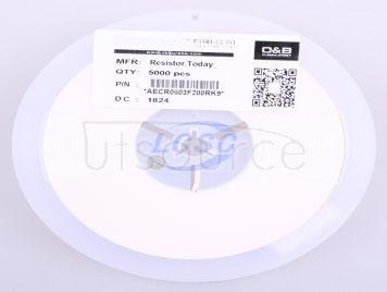 Resistor.Today AECR0603F200RK9(100pcs)