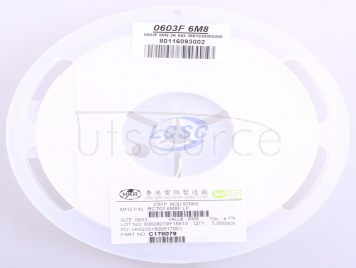 HKR(Hong Kong Resistors) RCT036M8FLF(50pcs)