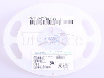 Walsin Tech Corp WR04X1652FTL(100pcs)