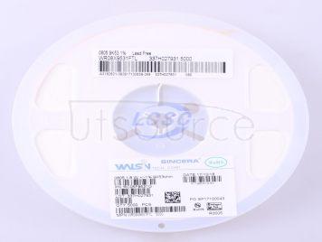 Walsin Tech Corp WR08X9531FTL(100pcs)