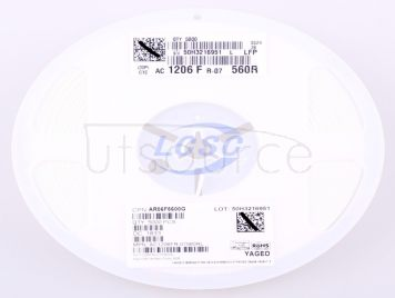 YAGEO AC1206FR-07560RL(50pcs)