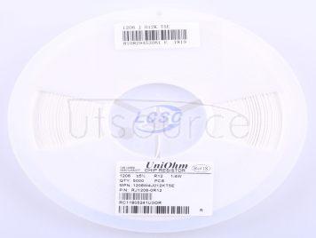 UNI-ROYAL(Uniroyal Elec) 1206W4J012KT5E(50pcs)