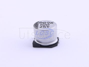 SamYoung Electronics MVK25VC100M6.3*8_6.3TP(5pcs)