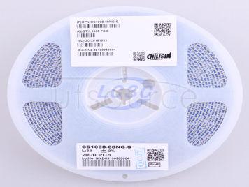 Chilisin Elec CS1008-68NG-S(5pcs)