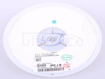 TA-I Tech RMS12JT682(50pcs)