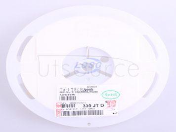 TA-I Tech RM06JTN330(100pcs)