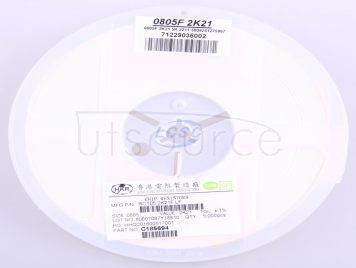 HKR(Hong Kong Resistors) RCT052K21FLF(100pcs)