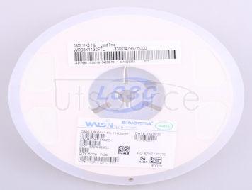 Walsin Tech Corp WR08X1132FTL(100pcs)