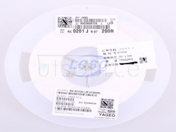 YAGEO RC0201JR-07200RL(100pcs)