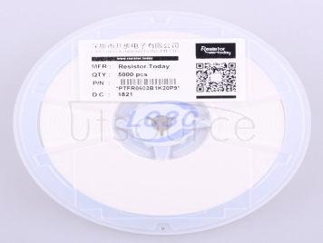 Resistor.Today PTFR0603B1K20P9(10pcs)