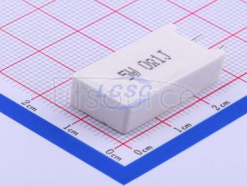 CCO(Chian Chia Elec) CR-M5W-0.1ΩJ(5pcs)