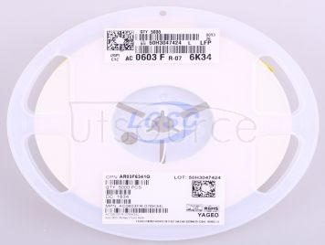 YAGEO AC0603FR-076K34L(100pcs)