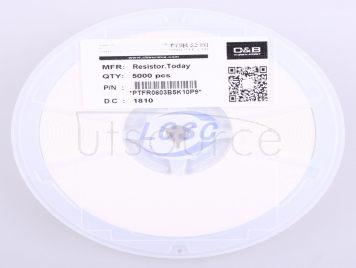 Resistor.Today PTFR0603B5K10P9(10pcs)