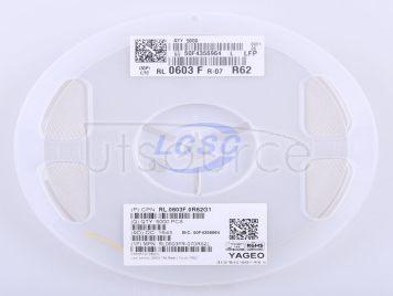 YAGEO RL0603FR-070R62L(50pcs)