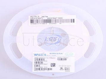 Walsin Tech Corp WR04X5763FTL(100pcs)