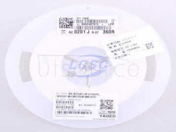 YAGEO RC0201JR-07360RL(100pcs)