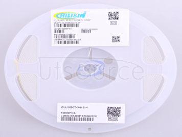 Chilisin Elec CLH1005T-5N1S-H(50pcs)