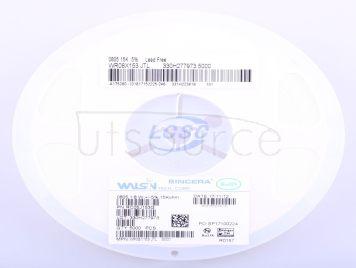 Walsin Tech Corp WR08X153JTL(100pcs)