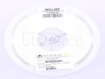 HKR(Hong Kong Resistors) RCT0368RJLF(100pcs)