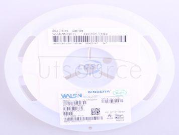 Walsin Tech Corp WR06W1R50FTL(100pcs)
