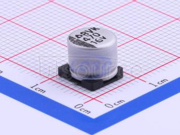 SamYoung Electronics MVK16VC470M8*10_8.0TP(5pcs)