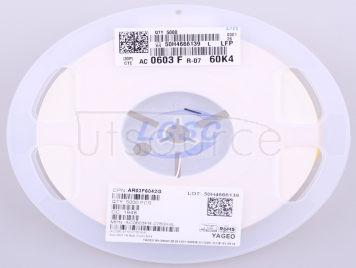 YAGEO AC0603FR-0760K4L(100pcs)