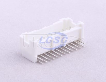 JST Sales America S24B-PADSS-1(LF)(SN)